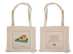I love cards from Cardthartic, now tote bags!! I need this!!!