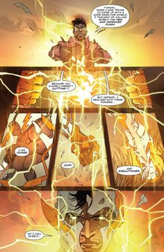 Godspeed in The Flash #6