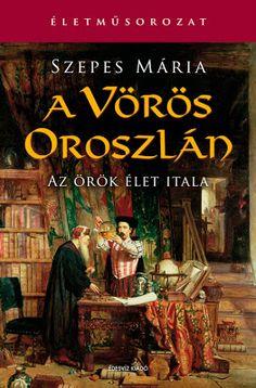 A vörös oroszlán - Maria Szepes Ramona Books, Books Online, Avatar, Marvel, Digital, Reading, Movie Posters, Painting, Film Poster