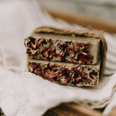 Rosewater and Dead Sea Mud Limited Edition Soap by Old Factory Soap Company Organic Coconut Oil, Lemongrass Essential Oil, Essential Oils, Facial Bar, Dead Sea Mud, Dead Sea Minerals, Old Factory, Soap Company, Handmade Soaps