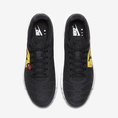timeless design 15dcb 42a5f Chaussures Homme AIR MAX Plus NS GPX Noir Blanc