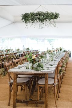 Stunning Dana Pearl Interior with Perfect Greenery Chandelier with Beautiful Floral Details and Rustic Details Marquee Wedding, Tent Wedding, Boho Wedding, Rustic Wedding, Wedding Venues, Wedding Trends, Wedding Ideas, Wedding Draping, Luxury Wedding