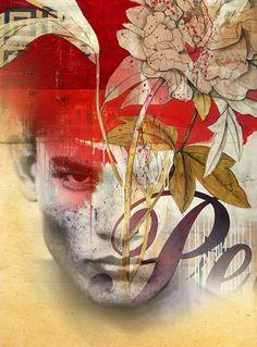 digital collage   am artworks
