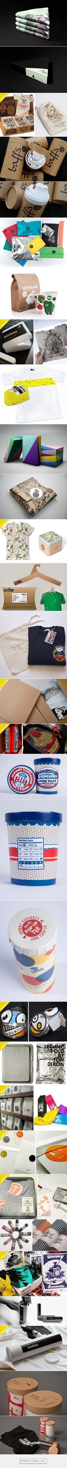 25 Cool T-shirt Packaging Design Examples – Part 2