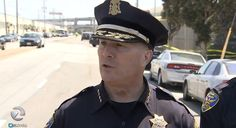 San Francisco police Chief Greg Suhr resigned Thursday, hours after speaking at the scene of a fatal officer-involved shooting.