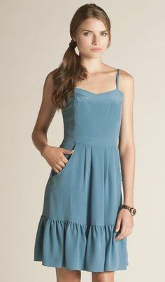 i'm pretty obsessed with amour vert. vegan, fair trade, organically made eco-fashion... <3