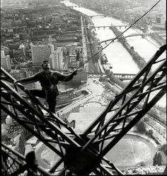 Eiffel Tower marks 125th birthday with new glass floor