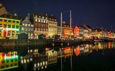 Copenhagen, Nyhavn.