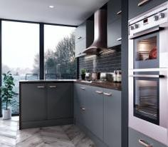 Cash and Carry Kitchens - Ireland Bestselling Kitchens. Fitted kitchens for all tastes. Hi Gloss Kitchen. Country Style Kitchen, Home Decor Kitchen, Grey Kitchens, Small Space Kitchen, Kitchens And Bedrooms, Kitchen, House Design Kitchen, Kitchen Planner, Kitchen Fittings