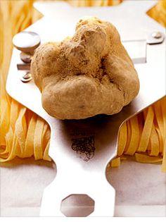 White truffles- hard to believe something so ugly could taste soooo good.