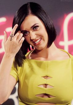 katy perry, smile, and cute Bild