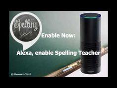 Spelling with Alexa   Indiegogo
