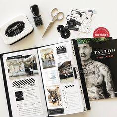 64 отметок «Нравится», 2 комментариев — @melissamorrelli в Instagram: «Happy Friday, friends! Sharing part of FEB 11. A day at the NHMLA. The tattoo exhibit was really…»