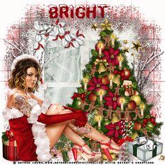 Bright's Kreationz: Light up Xmas