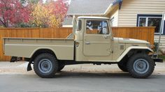 For Sale: 1977 Toyota FJ45 Land Cruiser - GRAB A WRENCH