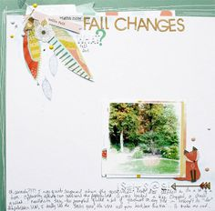 Fall Changes by soapHOUSEmama at @studio_calico