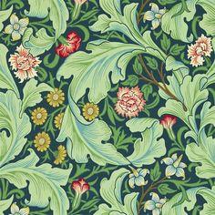 #tendencia William Morris a la vista! Próxima temporada nos veremos rodeados de #telas #papel #tapicería ! #trend #fabric #williammorris