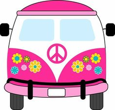 Short funny stories for kids and picture story for kids to teach ideals. Hippie Party, Clipart, Volkswagen, Vw Bus, Combi Hippie, Fourth Of July Crafts For Kids, Hippie Chick, Stories For Kids, Rock Art