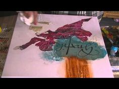 Abstrakt und Collage / abstract and collage - YouTube