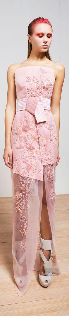 Glamour gowns / karen cox.  Basil Soda Spring-summer 2015.