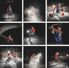 Barrie Colts Hockey Portrait Photos, Sports Photography, Hockey Player Portraits