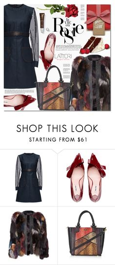 """Lattori 30"" by barbarela11 ❤ liked on Polyvore featuring мода, Lattori, Miu Miu, Whiteley, Topshop и lattori"