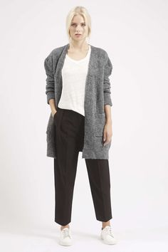 Stretch Mohair Cardi - New In This Week - New In - Topshop Europe Stretches, Knitwear, Fall Winter, Topshop, Normcore, Europe, My Style, Clothes, Fashion