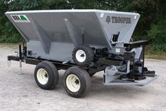 Trooper, 3.5 ton, 60' swath