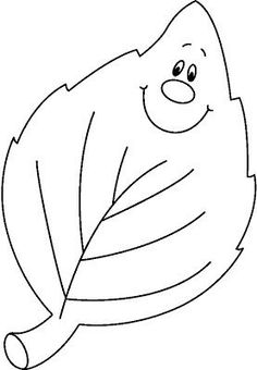 Felt Crafts Patterns, Applique Patterns, Applique Quilts, Colouring Pics, Coloring Books, Coloring Pages, Halloween Wood Crafts, Fall Crafts, Leaf Drawing