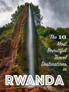 Gorillas, volcanoes and waterfalls? Yes please! For the best of food, travel, art and culture in Rwanda, check out The Culture Trip: bit.ly/1WMT0X3