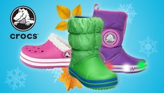 Jesień / zima z Crocsem! Cieplutkie buty dla Twojego dziecka >> http://bit.ly/cCROCS