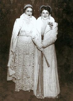 TMs Queens Nazli, Queen Mother of Egypt and Queen Farida of Egypt.