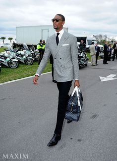 Chris Bosh Is Actually A Pretty Good Designer