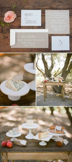 French Outdoor Wedding Inspiration | Style Me Pretty