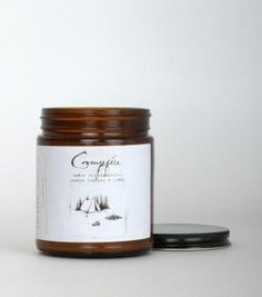 Catbird :: shop by category :: HOME & GIFTS :: Campfire Candle, 8 oz