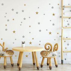 Ideal para decoração de quartos Infantis, salas, home office dentre outros. Bonitos e fáceis de aplicar, produzidos em vinil auto-colante, próprio para decoração, duram muitos anos e pode ser facilmente removidos, mas não reutilizados. *********************************************************...