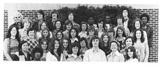 Hattiesburg High School Student Council 1975