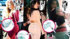 Then & Wow! 16 Before & After Photos Prove Kardashian Butts Get Bigger Over The Years — Implants Or All-Natural? | Radar Online