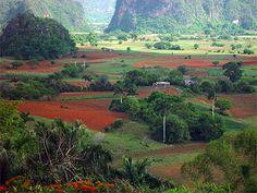 Pinar del rio - Cuba - Old mountain formations