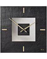 Настенные часы в стиле минимализм.