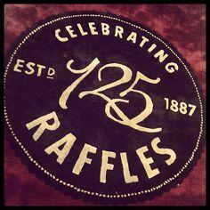 Raffles Hotel, Singapore // #italianiasingapore #italiansinsingapore