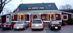 Old Country Store and Emporium, Mansfield MA: one of the best old-fashioned, authentic country stores in New England. You can read the story here: http://visitingnewengland.com/country-store-mansfield.html #oldcountrystore #oldcountrystoremansfieldma