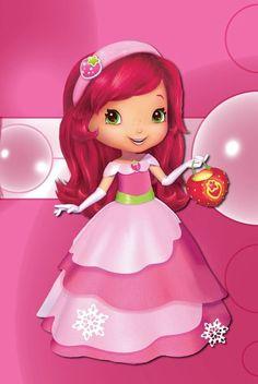 Glam Strawberry - Strawberry Shortcake Photo (30961994) - Fanpop
