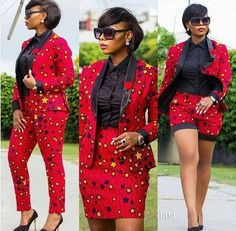 Set of Ankara jacket and pencil skirt, ankara jacket and pant, ankara jacket and short. Suitable for dinner invite, official meetings, romantic dates and any party. You can also order for different fabrics of your choice. Sizing and fitting Because our fabric doesnt stretch, its helpful