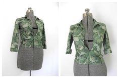 Calvin Klein Cotton Cropped Top Vintage 1990s by rileybella123, $20.00
