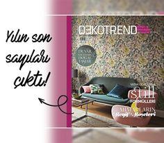 Soğuk Kış Günlerine İyi Geliriz :)  #dergi #dekorasyon #dekotrend