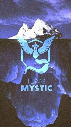 Pokémon Go Backgrounds (Team Mystic)