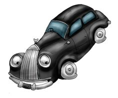 Silly Sunday - Vehicles In Heaven - http://blogitudes.com/silly-sunday-vehicles-heaven/