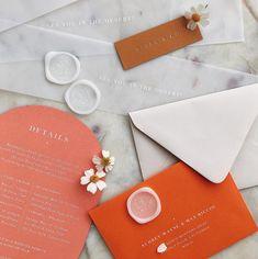 Wedding Invitation Inspiration, Beach Wedding Invitations, Wedding Invitation Wording, Modern Wedding Stationery, Wedding Stationary, Stationary Set, Destination Wedding Themes, Wedding Paper, Wedding Cards