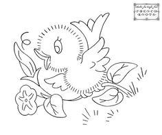 chick_flower